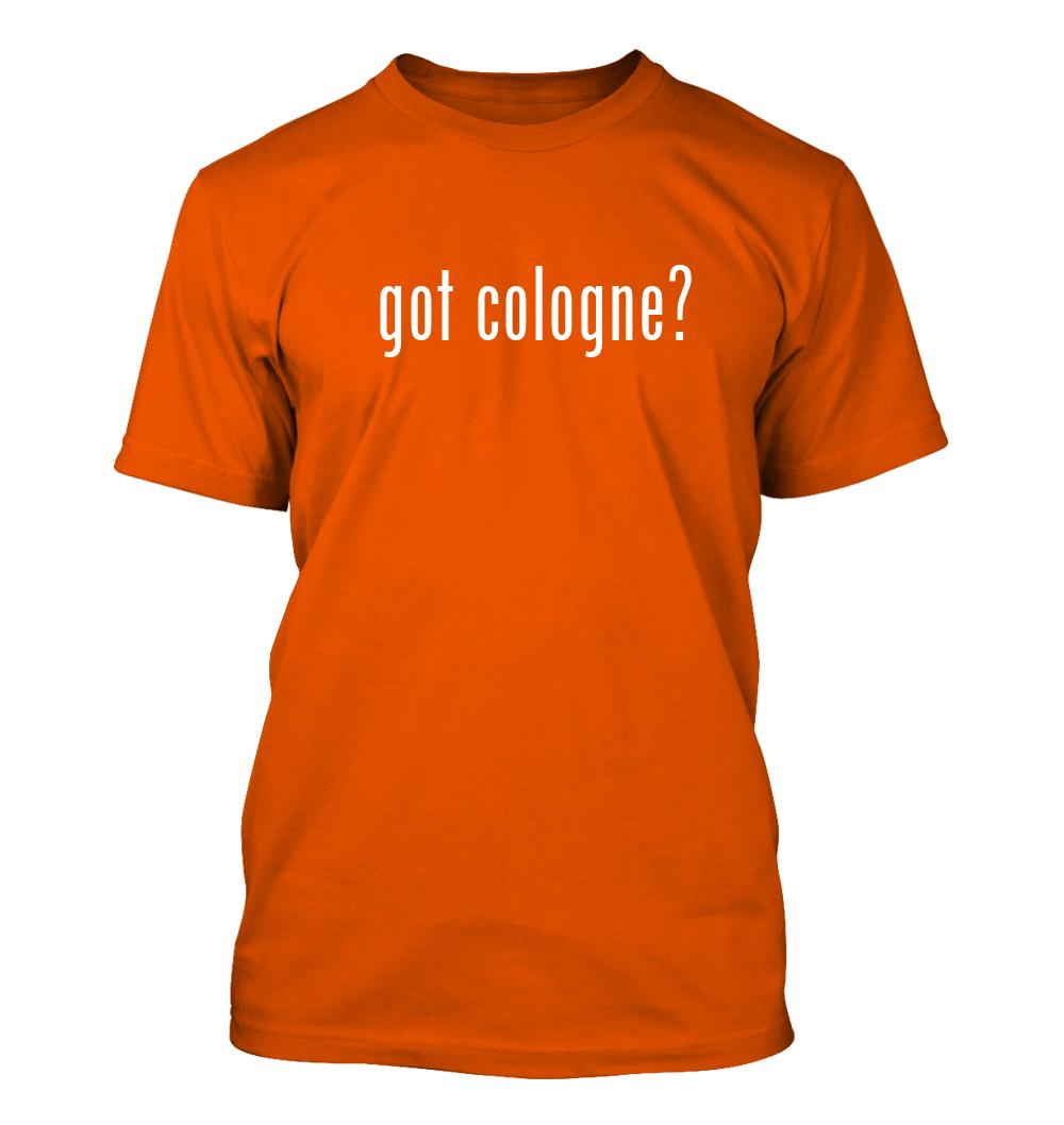 got cologne funny men 39 s hanes t shirt new rare ebay. Black Bedroom Furniture Sets. Home Design Ideas