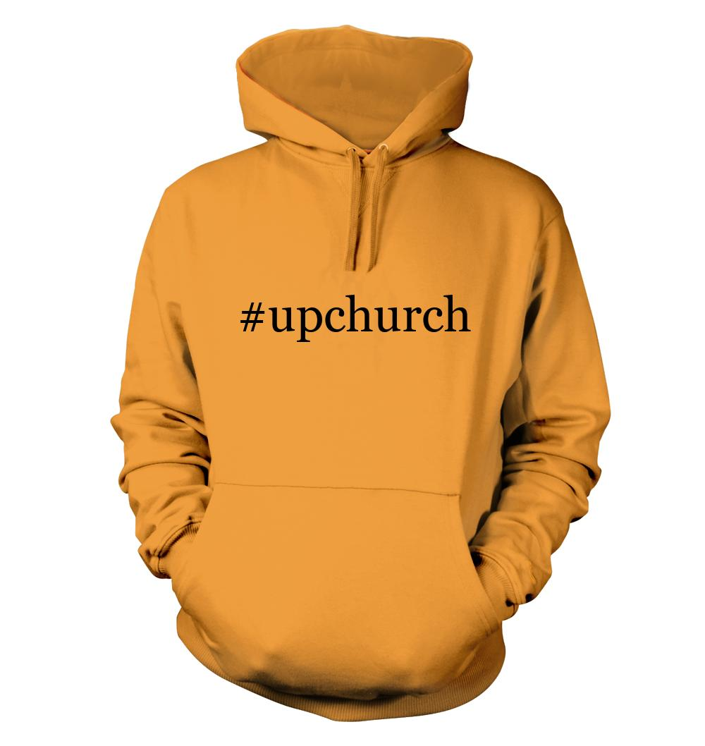 Men/'s Funny Hoodie NEW RARE #upchurch